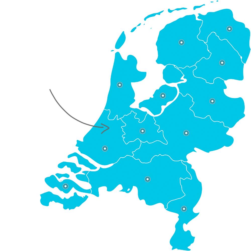 nederland-map-hotspots